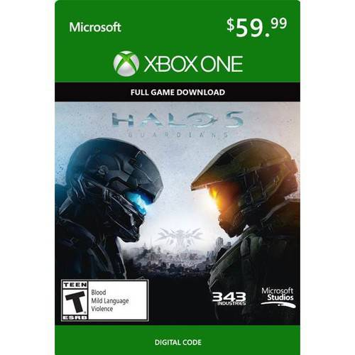 Microsoft Halo 5 Guardians (Xbox One) (Email Delivery)