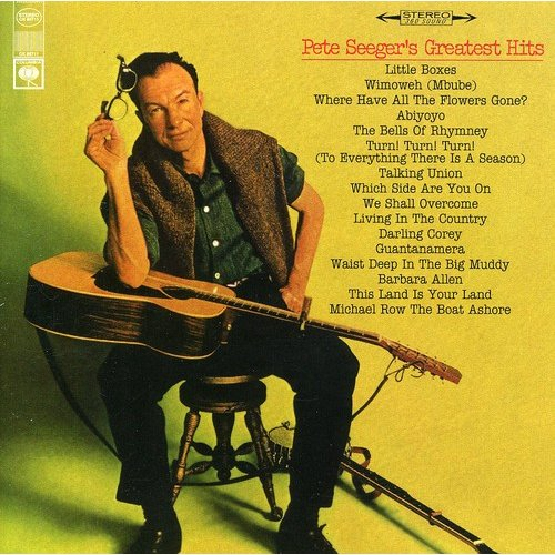 Pete Seeger - Greatest Hits [CD]