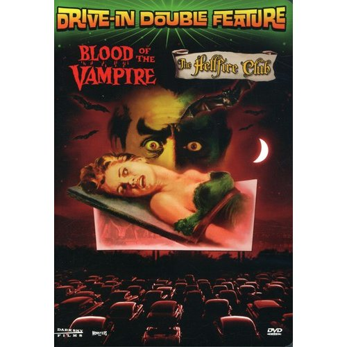 Blood Of The Vampire The Hellfire Club (Widescreen) by MPI HOME VIDEO