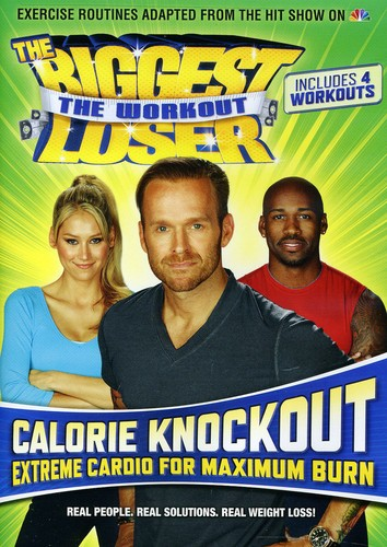 The Biggest Loser: Calorie Knockout by Trimark Home Video
