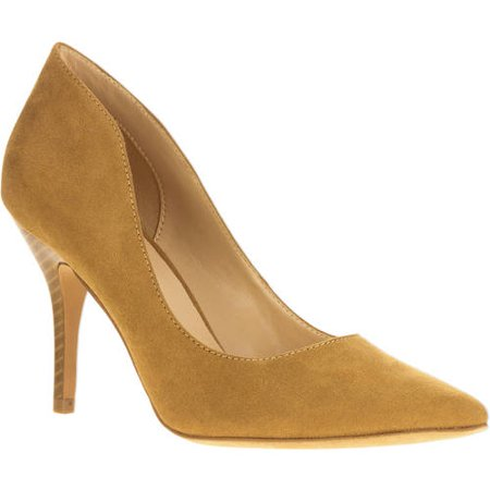 0fe59a51594d Mo Mo - MOMO Women s High Heel Pump with Pointed Toe - Walmart.com