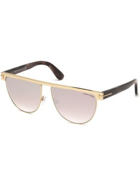 2bb382bf4c Product Image sunglasses tom ford ft 0570 stephanie- 02 28z shiny rose gold    gradient