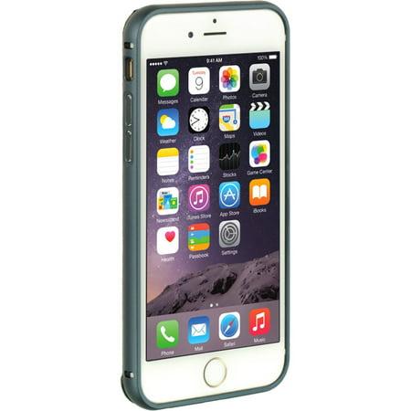 Insten Hard Hybrid TPU Case for Apple iPhone 6 / 6s - Black - image 3 de 5