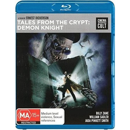 Tales from the Crypt: Demon Knight (Blu-ray) (Tales From The Crypt Series Blu Ray)