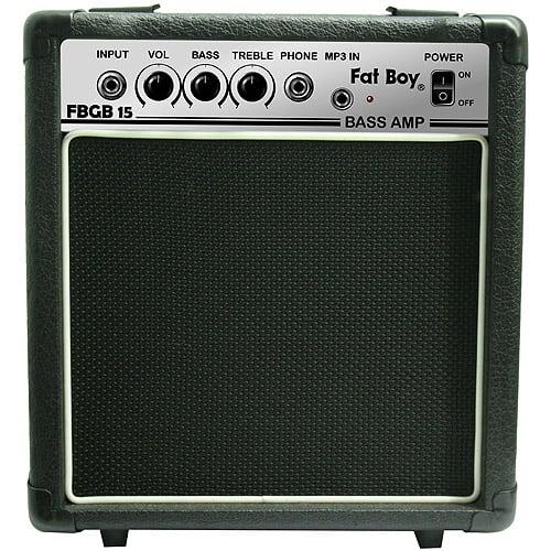 Fat Boy 15-Watt Bass Guitar Amp