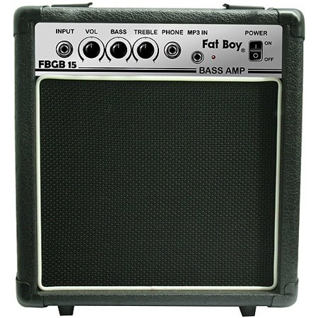 Music Man Guitar Amps - Fat Boy 15-Watt Bass Guitar Amp