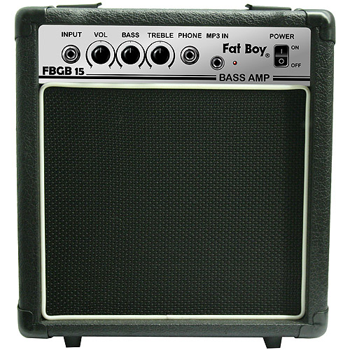 Fat Boy 15-Watt Bass Guitar Amp