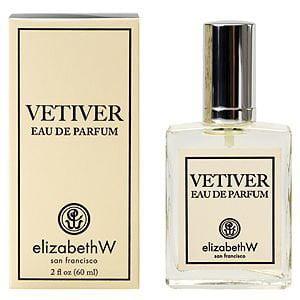 Vetiver Cinnamon Perfume - Elizabeth W Eau De Parfum - Vetiver 2oz (60ml)