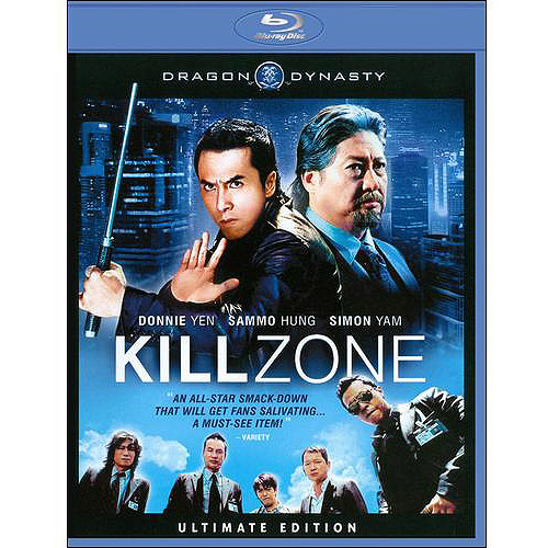 Kill Zone (Blu-ray) (Widescreen)