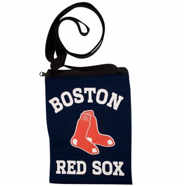 Little Earth LTL-600103-RDSX Boston Red Sox MLB Game Day Pouch