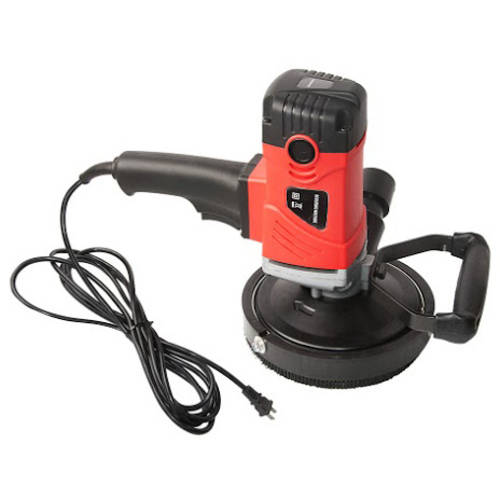 ALEKO XM150 Heavy Duty Handheld Corded Concrete Grinder with Carbide Blade Variable Speed Soft Start