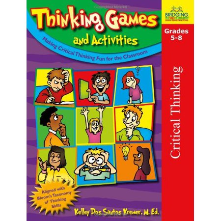 critical thinking classroom games