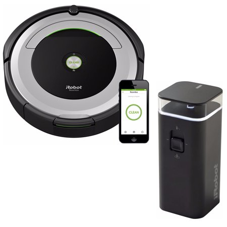 Irobot Roomba 690 Wi Fi Robotic Vacuum W Dual Mode Virtual