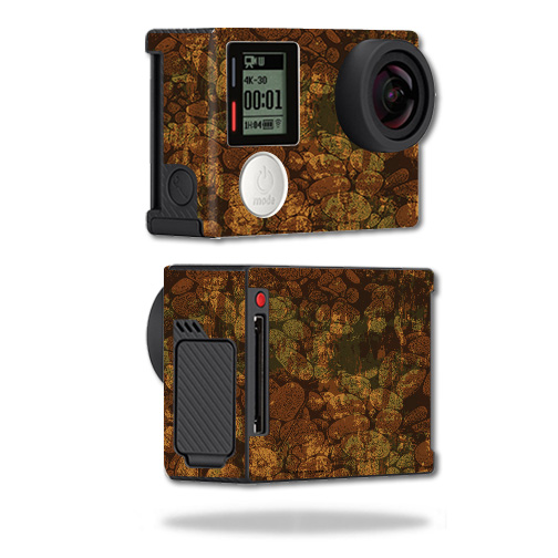 Skin For GoPro Hero4 Black Edition – River Stones | MightySkins Protective, Durable, and Unique Vinyl Decal wrap cover | Easy To Apply, Remove, and Change Styles | Made in the USA