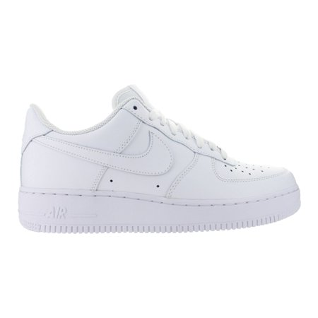 Nike Mens Air Force 1 Low White/White Leather Casual Shoes 6 M US Nike Air Force 1 Jordans