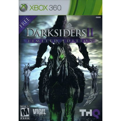 Darksiders II: Limited Edition w/ Bonus* DLC (Xbox 360)
