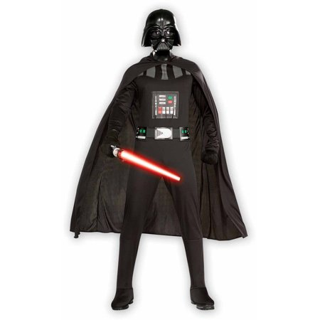 Star Wars Darth Vader Adult Plus Halloween Costume](Cool Star Wars Costumes)