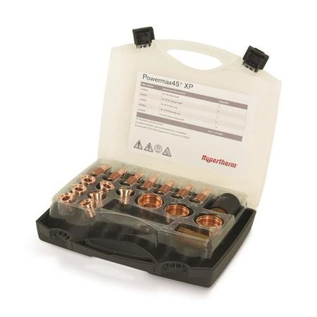 Hypertherm 851510 Powermax 45 XP Essential Handheld Cutting Consumable (Powermax Camshafts)