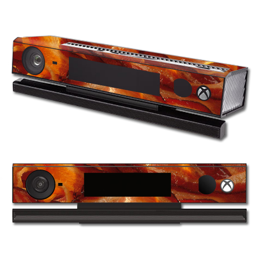 Mightyskins Protective Vinyl Skin Decal Cover for Microsoft Xbox One Kinect wrap sticker skins Bacon