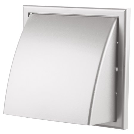 Plastic Exterior Ventilation Wall Cap 6
