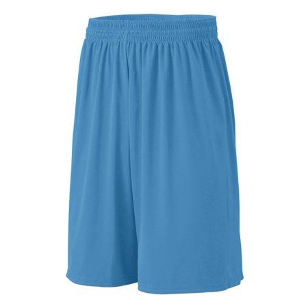 Augusta Sportswear Boys' Baseline Short M Columbia Blue