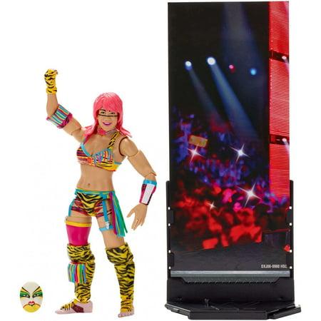 WWE Elite Collection Asuka Figure Modern Elite Tv