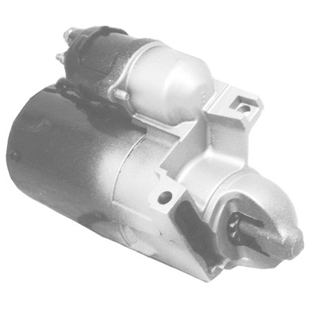 1991 126 Chassis - NEW 12V STARTER FITS BUICK COMERCIAL CHASSIS ROADMASTER 1991 SR8532X 10455012