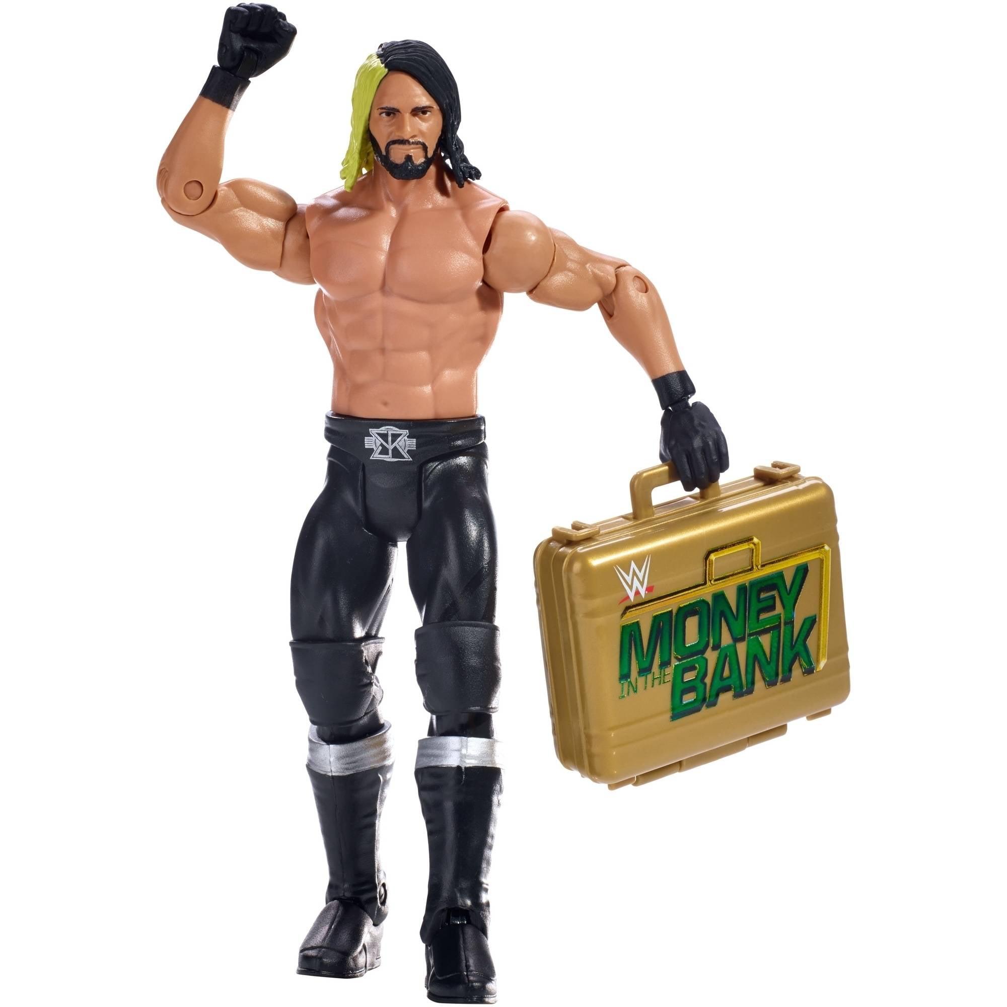 WWE Basic Seth Rollins