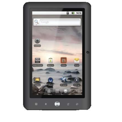 Coby MID7120-4G 7 Inch Kyros Touchscreen Internet Tablet 4G for Android