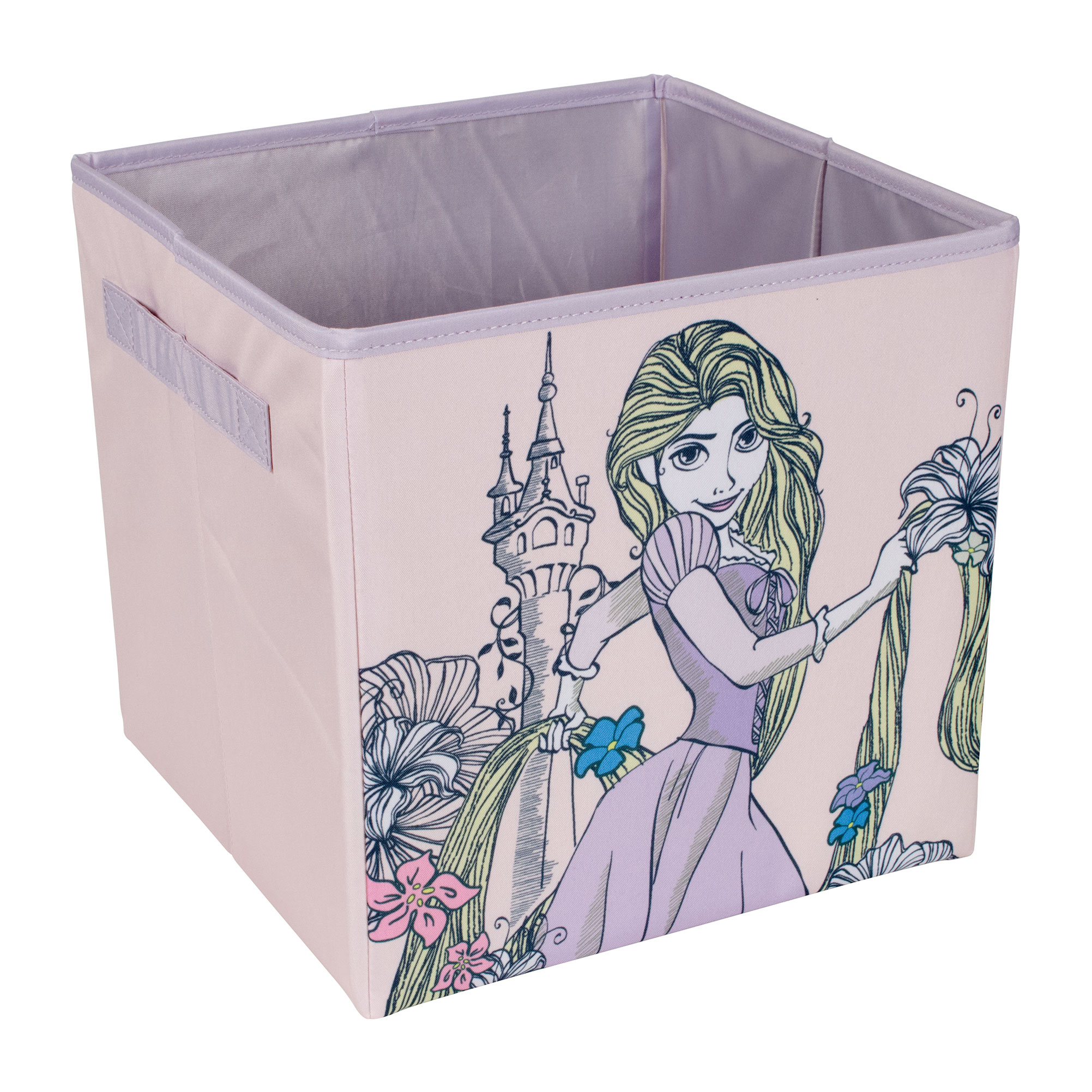 Disney Princess Rapunzel Storage Bin for Toys | Licensed Storage | Everything Mary