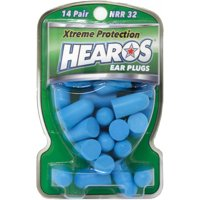 Hearos Xtreme Protection Ear Plugs, 14 Pairs