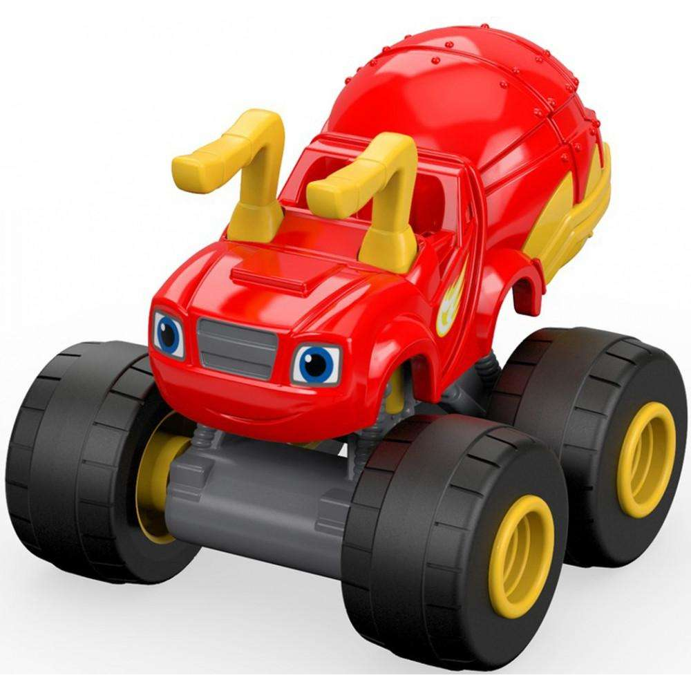 Fisher Price Nickelodeon Blaze & the Monster Machines, Ant Blaze Truck Vehicle by FISHER PRICE
