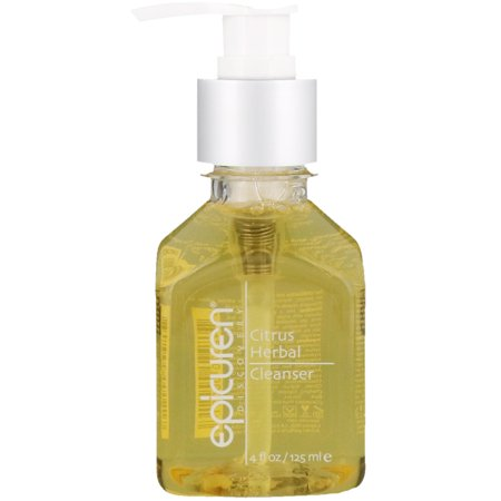 Epicuren Discovery  Citrus Herbal Cleanser  4 fl oz  125 ml