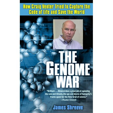 The Genome War : How Craig Venter Tried to Capture the Code of Life and Save the World - Save On Crafts Coupon Code