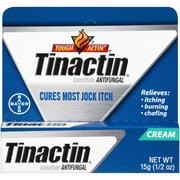 Tinactin Jock Itch Treatment Antifungal Cream, 0.5 oz Tube