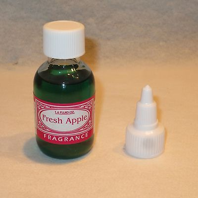 LTD 1.6oz Liquid Scent for All Vacuum Bags, Bagless Filters Fresh Apple