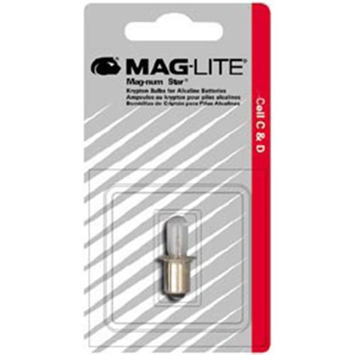 Mag Instrument LMXA401 4 Cell Krypton Flashlight Replacement Bulb