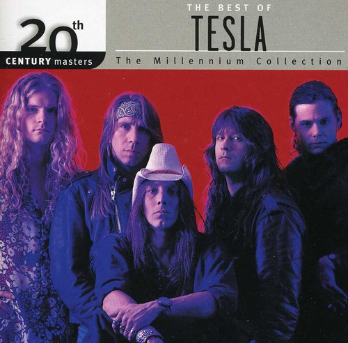 The Best of Tesla The Mellennium Collection - 20th Century Masters (CD)