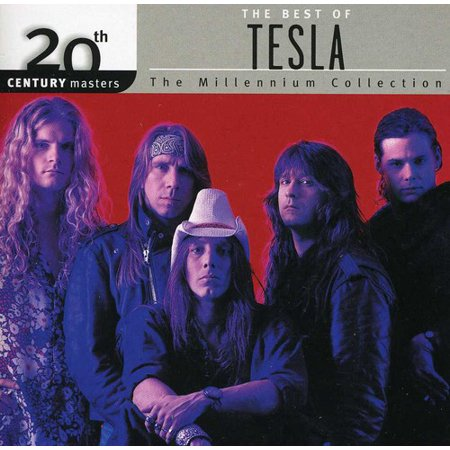 The Best of Tesla The Mellennium Collection - 20th Century Masters (Best 4k Calibration Disc)