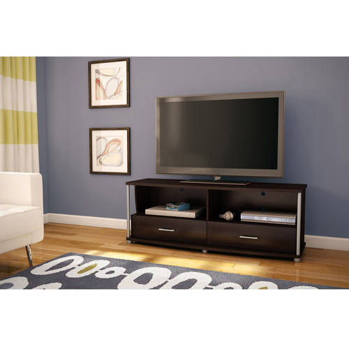 "South Shore City Life TV Stand, for TVs up to 60"", Multiple Finishes"