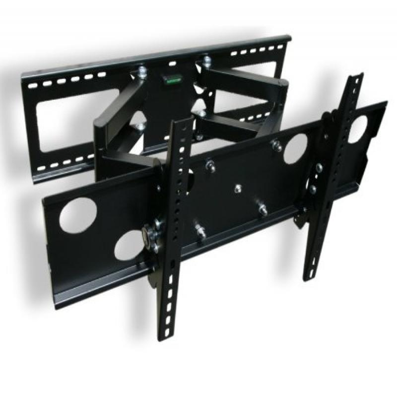 Mono Tabletop Dual Arm Full Motion Wall Mount Fits (32 37...