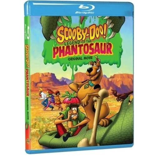 Scooby-Doo! Legend Of The Phantosaur (Blu-ray) (Widescreen)