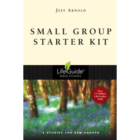 Small Group Starter Kit - Small Group Starter Kit