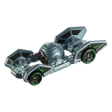Hot Wheels Star Wars Carships Classic Tie Fighter