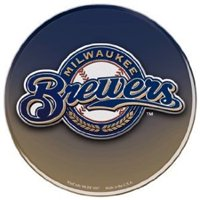 Milwaukee Brewers Domed Decal
