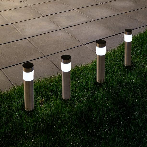 Solar Outdoor Led Light Battery, Outdoor Garden Lights Battery Operated