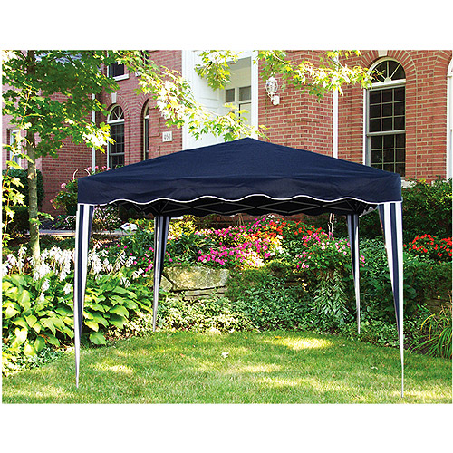 Stow-EZ Pop Up Canopy 10u0027 x 10u0027 ...  sc 1 st  Walmart & Stow-EZ Pop Up Canopy 10u0027 x 10u0027 Blue - Walmart.com