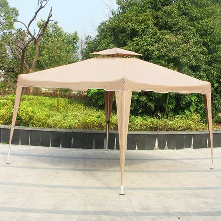 Cloud Mountain 10 X 10 Garden Pop Up Canopy Gazebo Patio