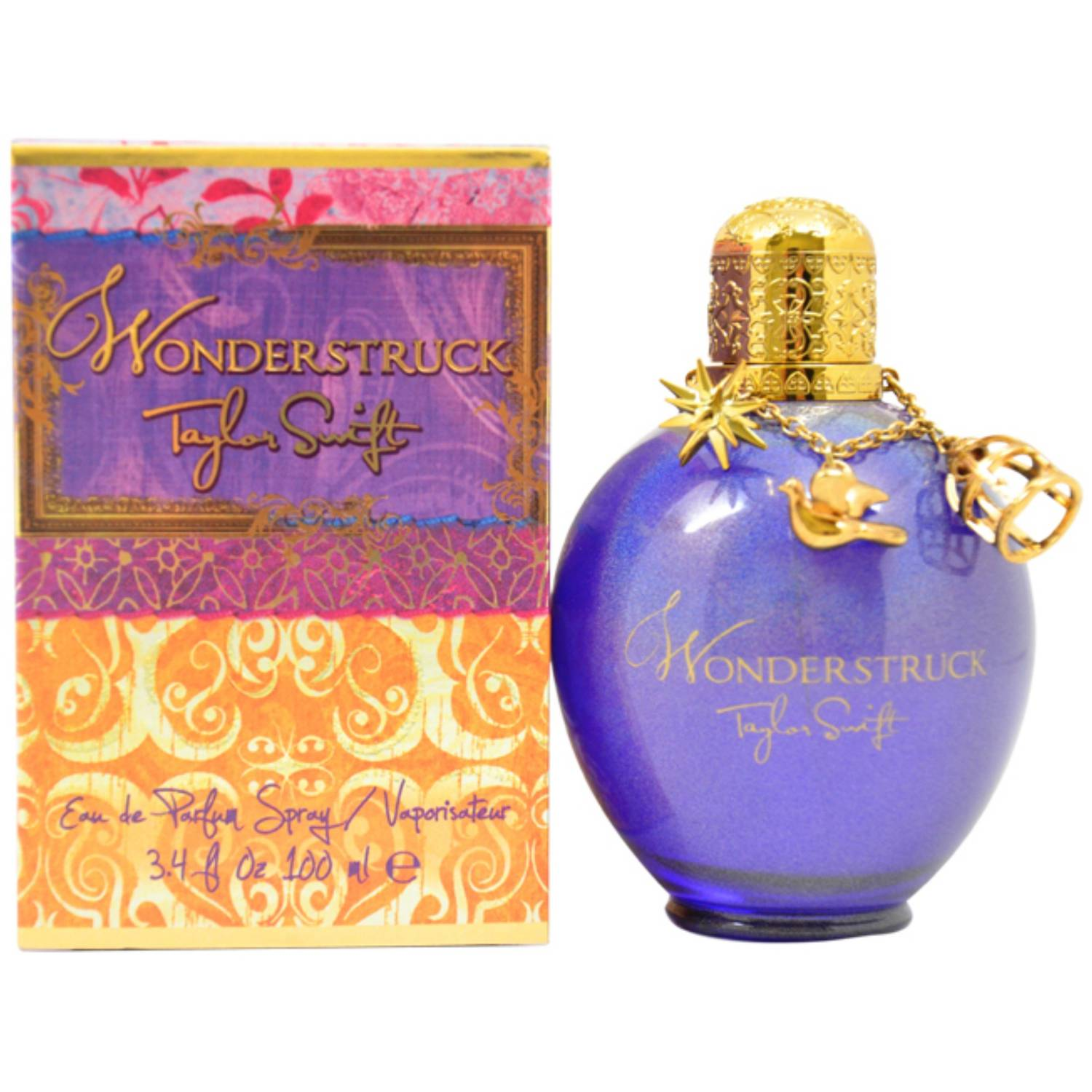 Taylor Swift Wonderstruck Women's EDP Spray, 3.4 fl oz