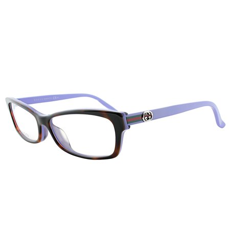 Gucci GG3599F L9K/15 Women's Rectangle Eyeglasses (Gucci Glasses Gg F)